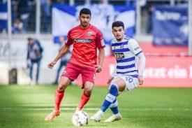 Heute: MSV Duisburg gegen SC Paderborn