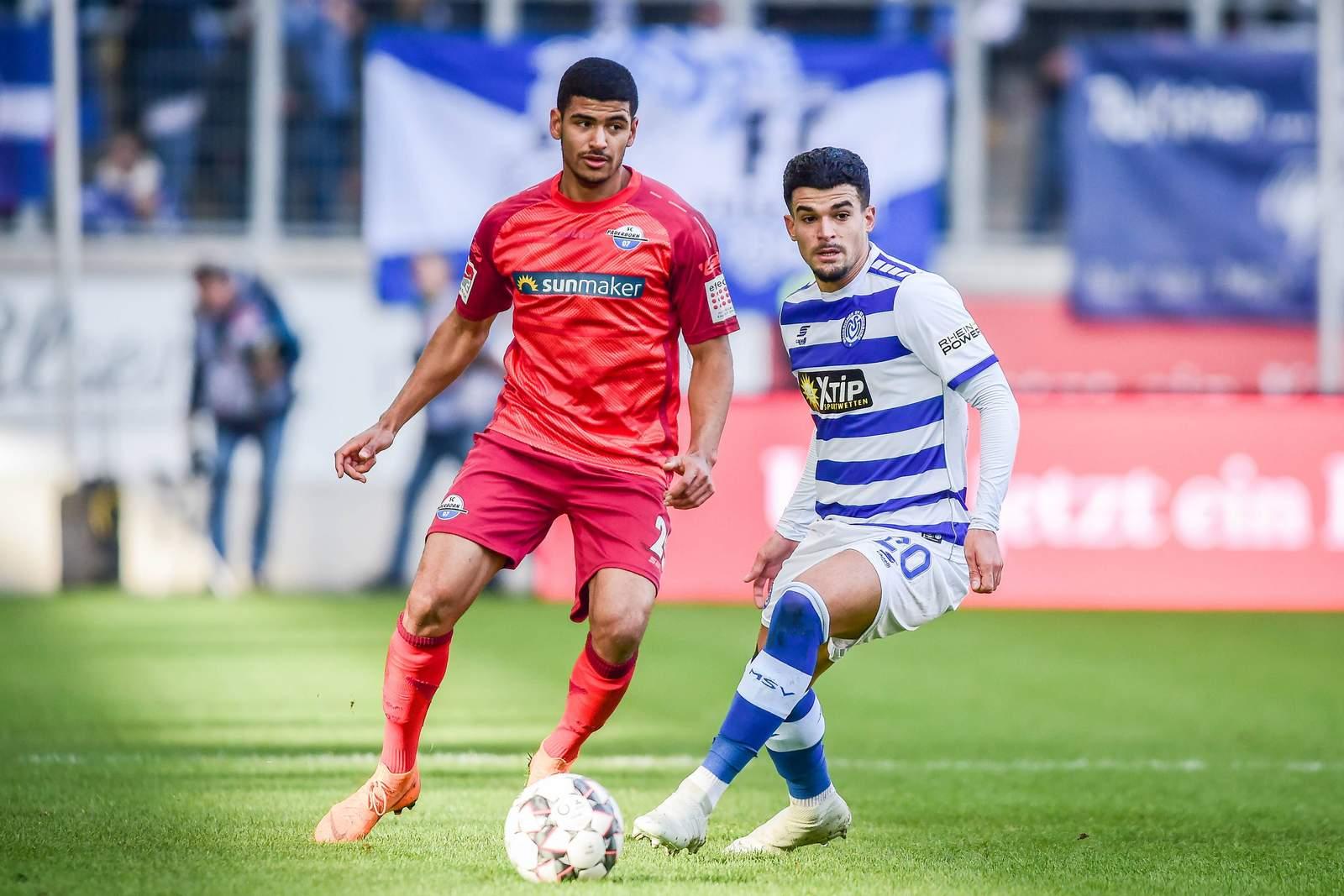 Setzt sich Cauly gegen Dräger durch? Jetzt auf MSV Duisburg gegen Paderborn wetten