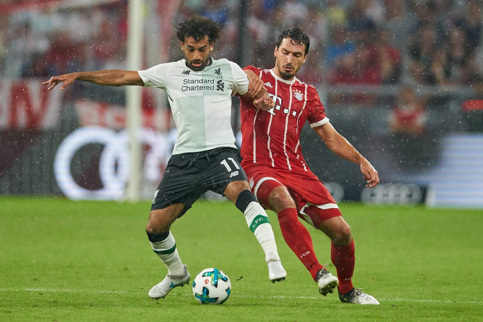 Setzt sich Hummels gegen Salah durch? Jetzt auf Liverpool gegen Bayern wetten