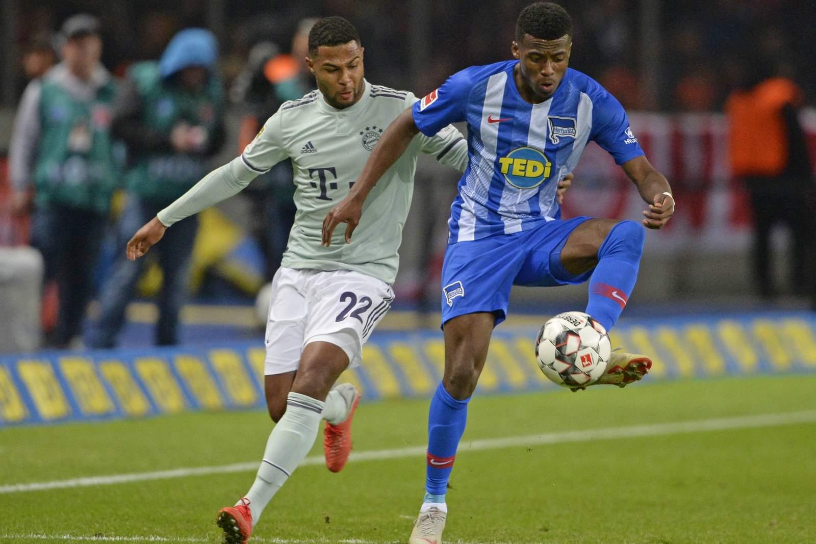 Setzt sich Gnabry wieder gegen Dilrosun durch? Jetzt auf Hertha gegen Bayern wetten