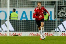 FC Ingolstadt: Erneute Pause für Tobias Schröck