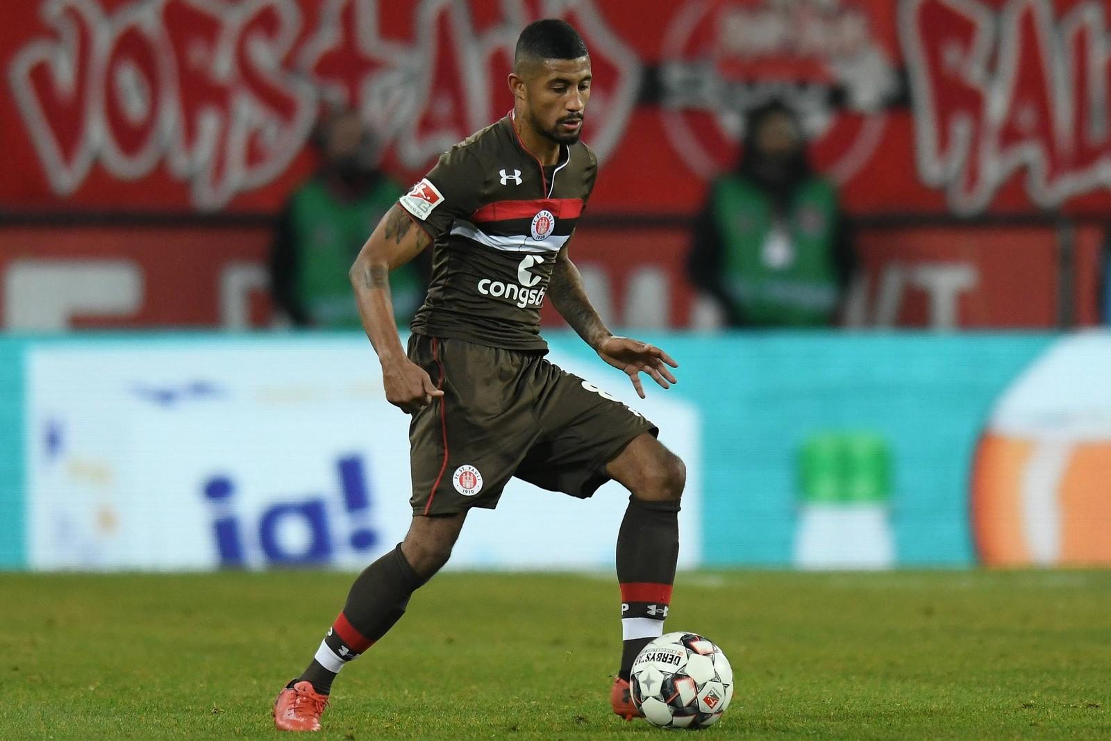 Jeremy Dudziak vom FC St. Pauli