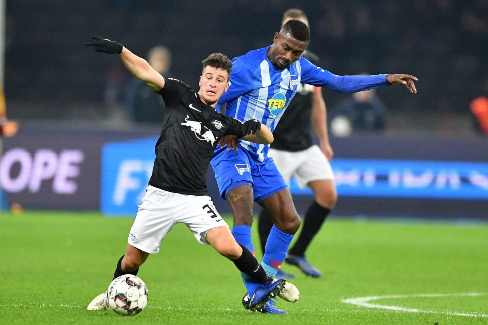 Setzt sich Kalou gegen Demme durch? Jetzt auf Red Bull Leipzig gegen Hertha wetten