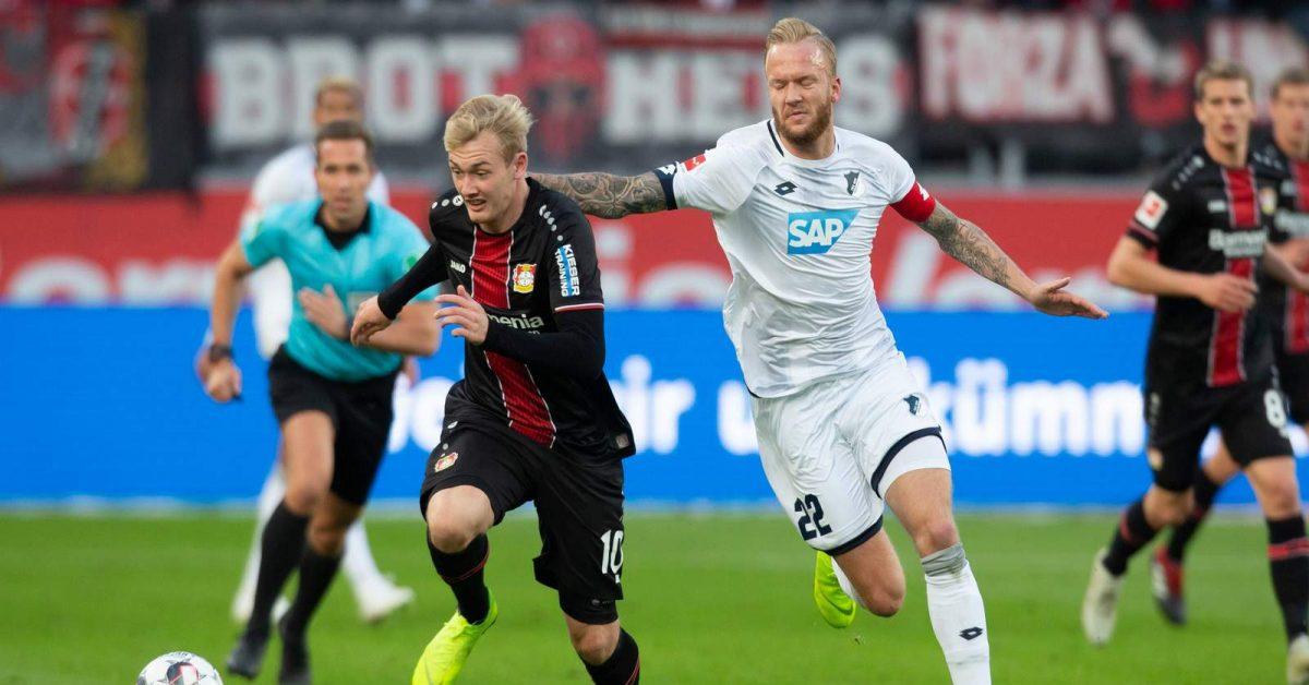 Hoffenheim Vs Leverkusen