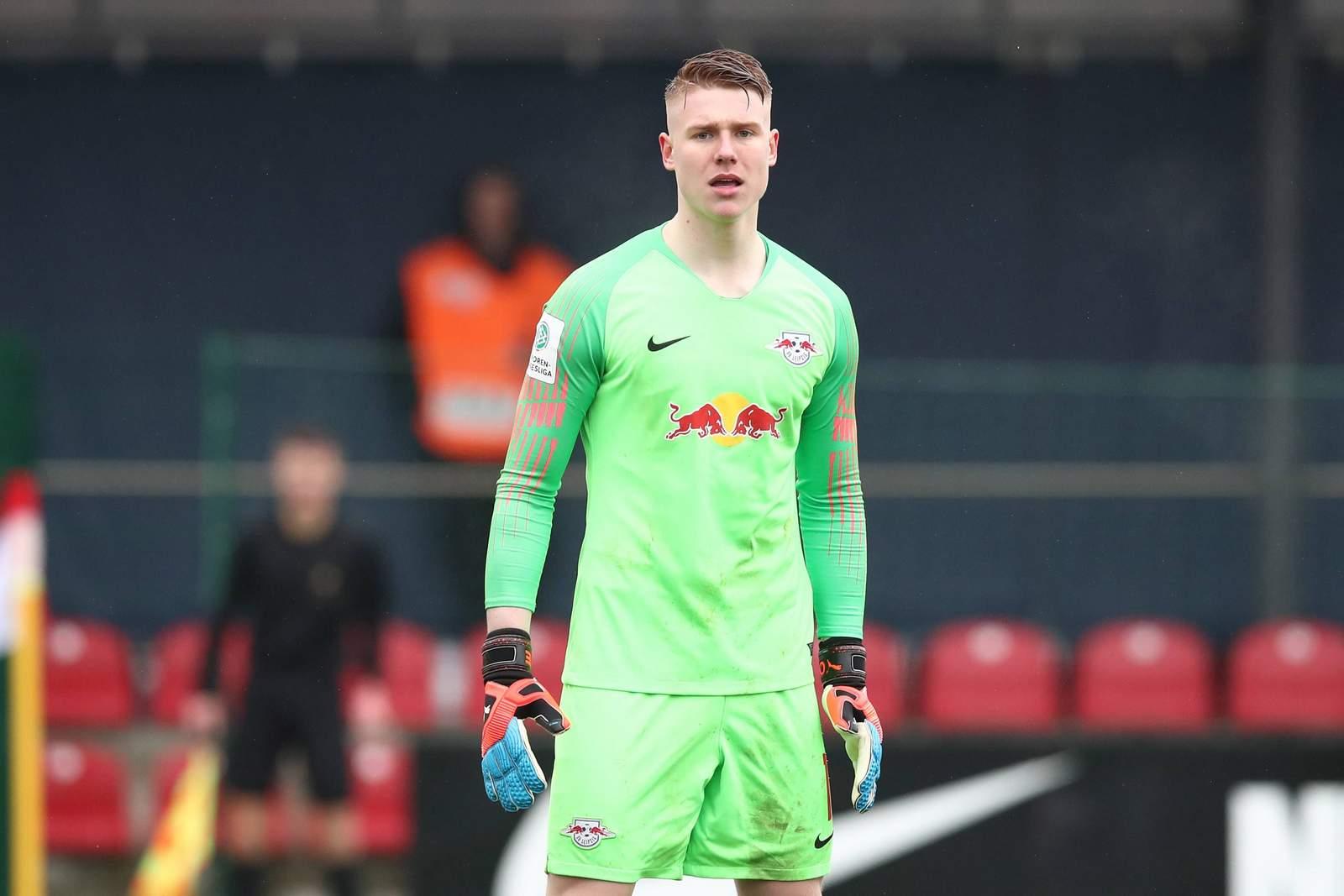 Julian Krahl von RB Leipzig