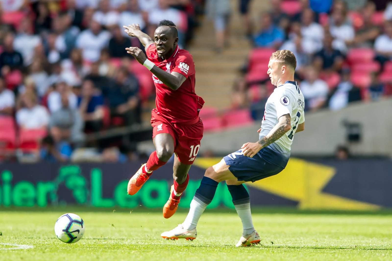Setzt sich Mane wieder Trippier durch? Jetzt auf Liverpool gegen Tottenham wetten