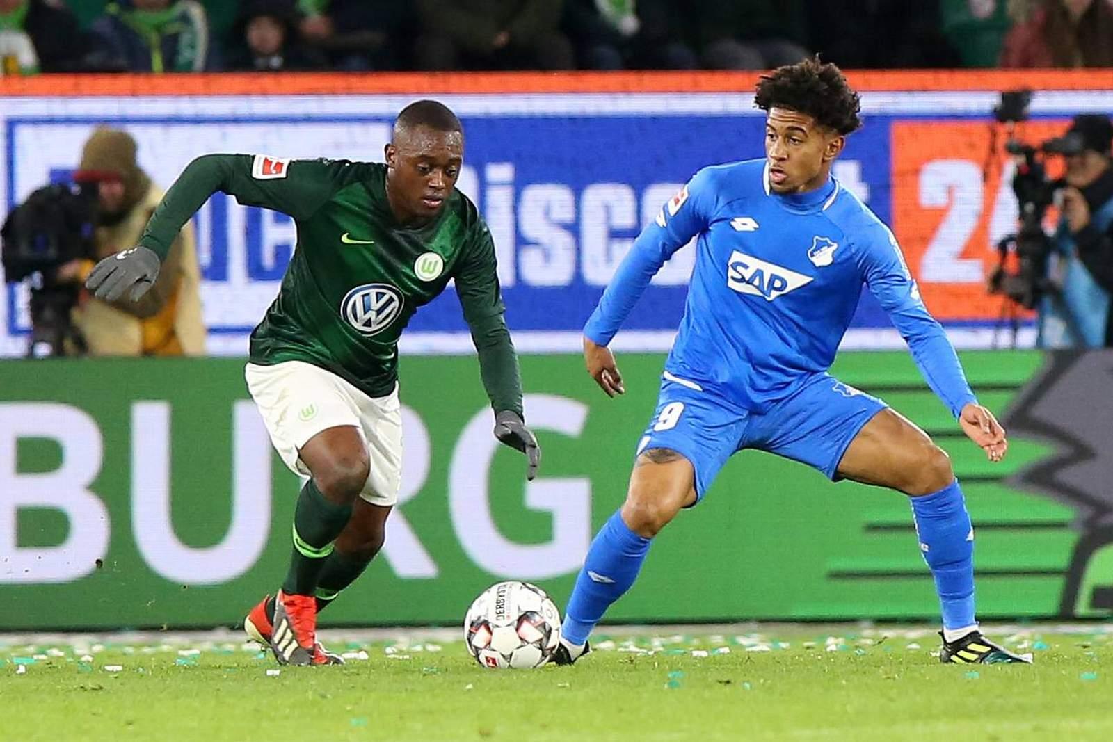 Schließt Jérôme Roussillon mit den Wölfen zu 1899 auf? Jetzt auf Hoffenheim gegen Wolfsburg wetten!