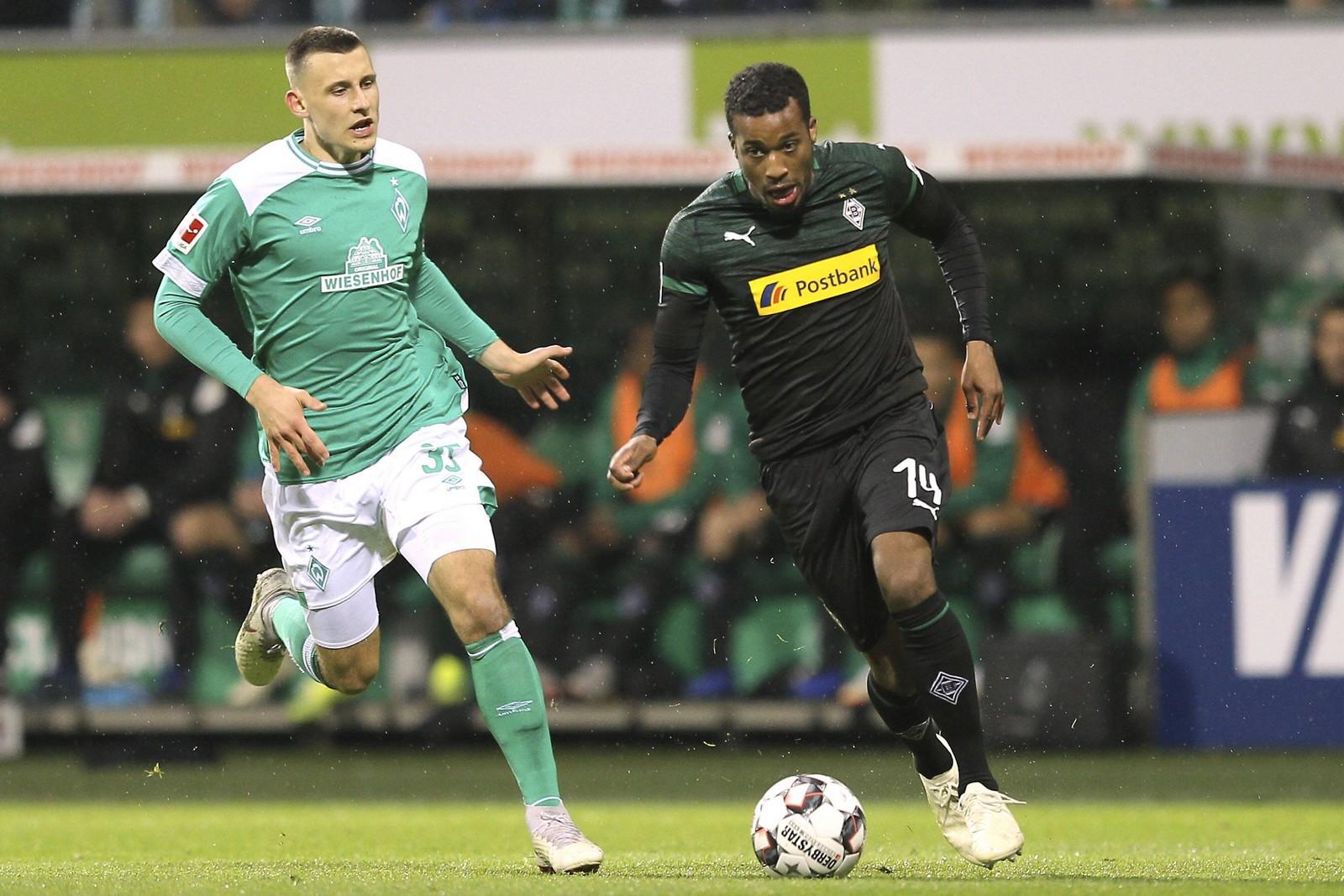Kann Werder die Hinspielniederlage vergessen machen? Jetzt auf Gladbach gegen Bremen wetten!