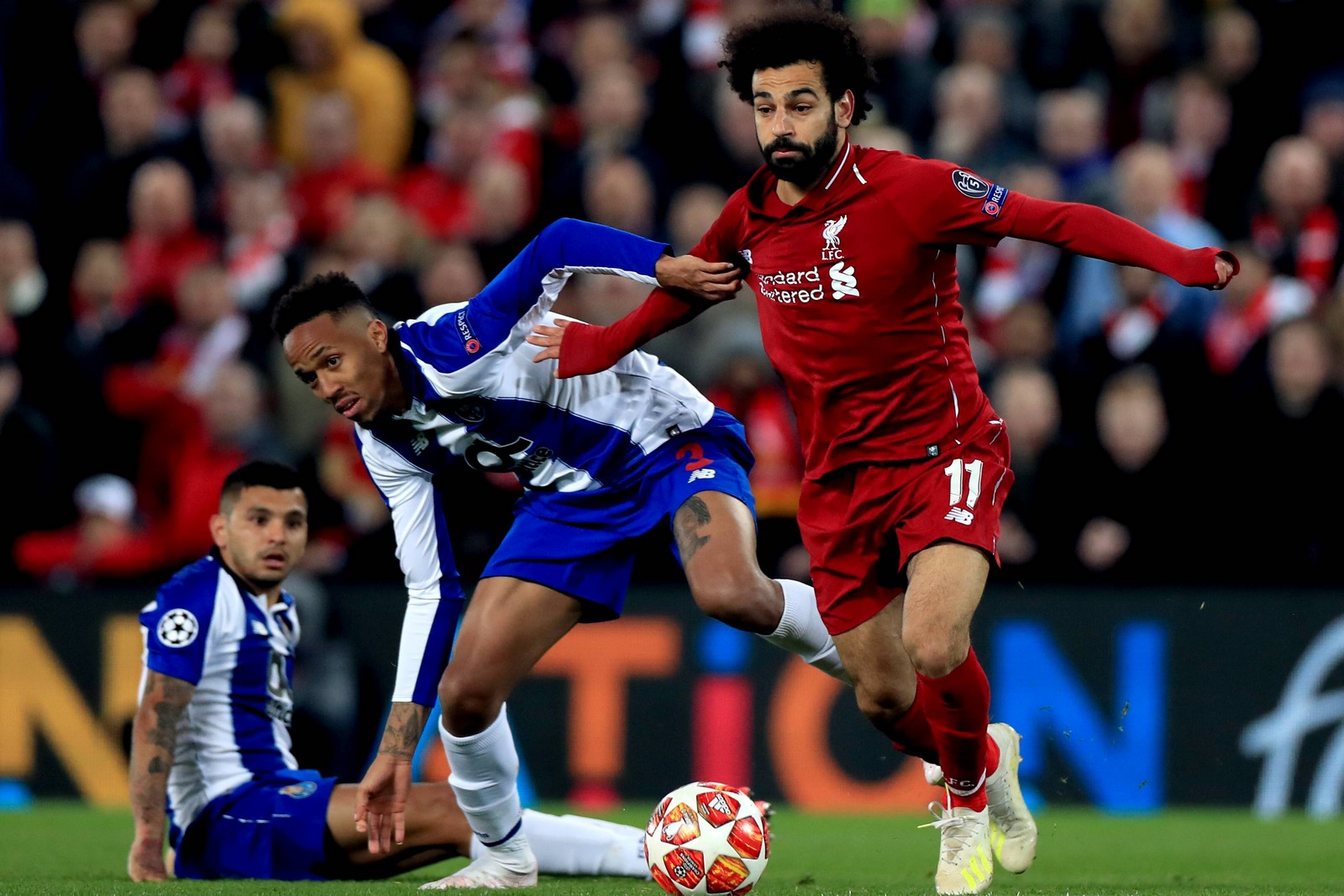 Schießt Mo Salah Liverpool ins Halbfinale? Jetzt auf Porto vs Liverpool wetten!