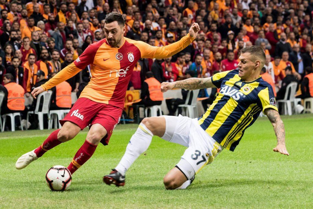 Galatasaray Vs Fenerbahce Live