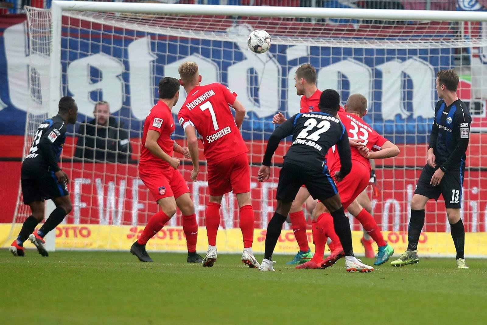 SC Paderborn, 1. FC Heidenheim
