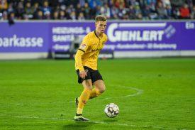 Dynamo Dresden: Burnic für Tor des Monats nominiert