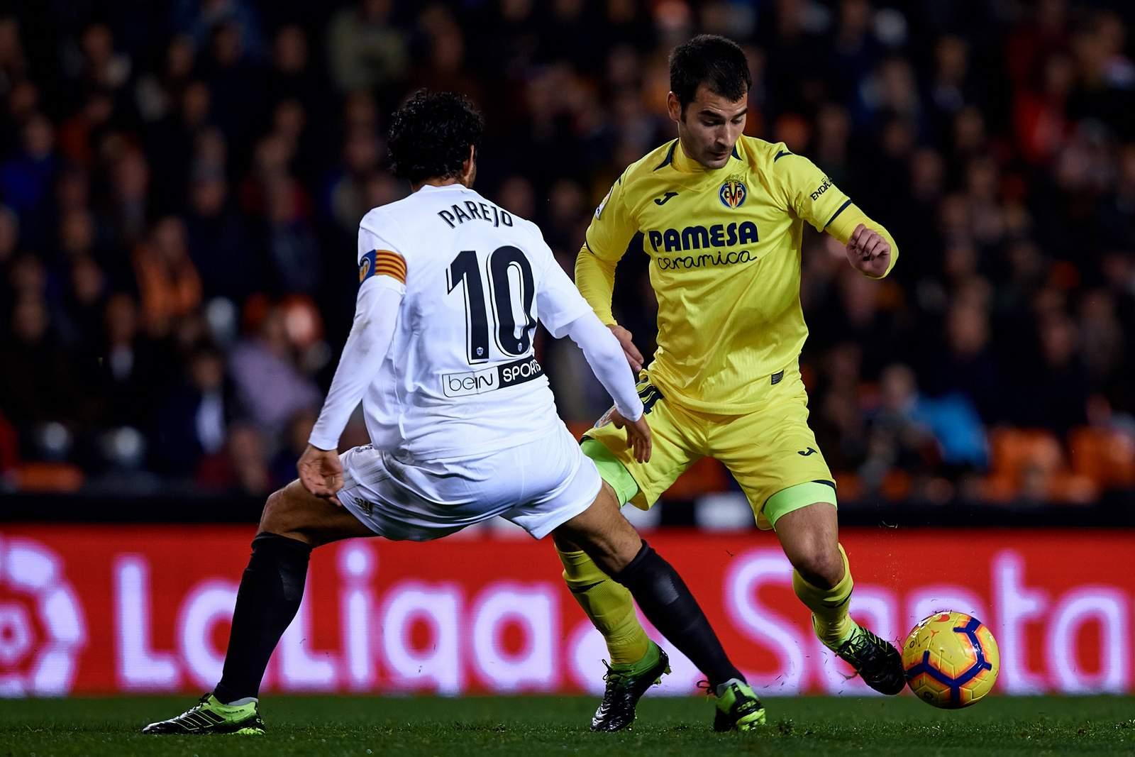 Setzt sich Trigueros gegen Parejo durch? Jetzt auf Villarreal gegen Valencia wetten