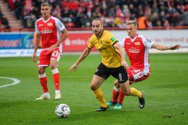 Vorschau auf Dynamo Dresden gegen 1. FC Union Berlin