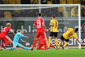 Vorschau auf Sandhausen gegen Dynamo Dresden