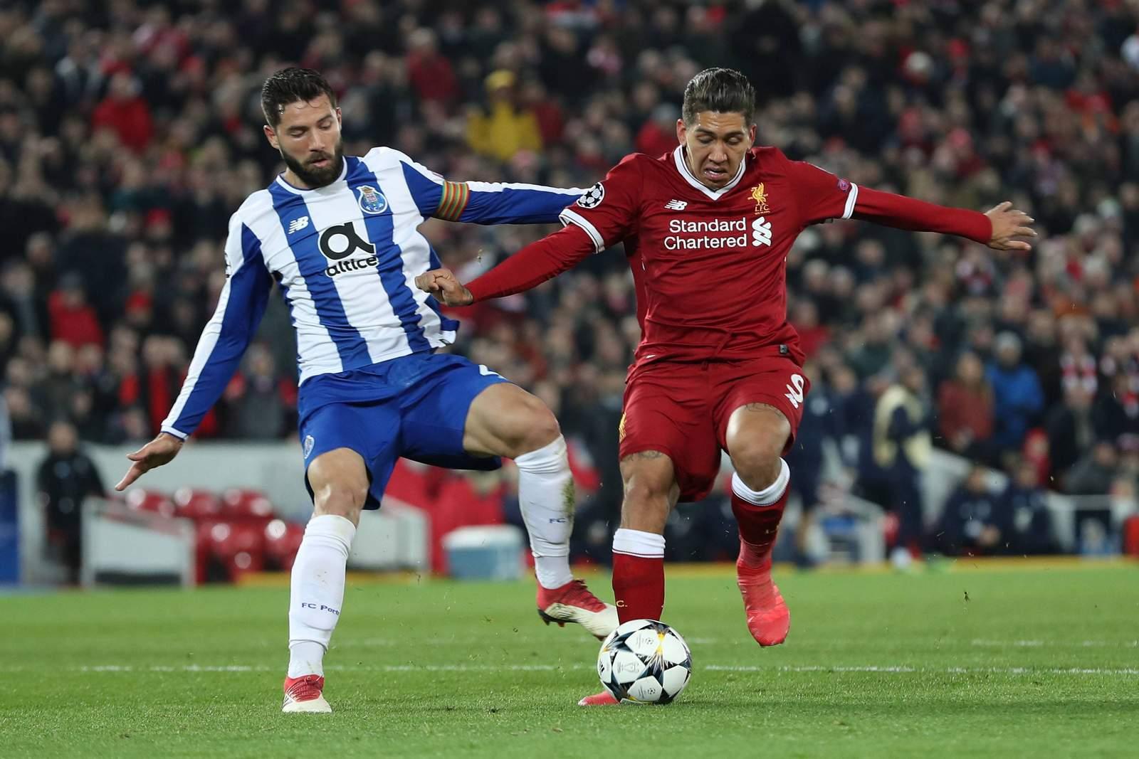 Setzt sich Firmino gegen Felipe durch? Jetzt auf Liverpool gegen Porto wetten