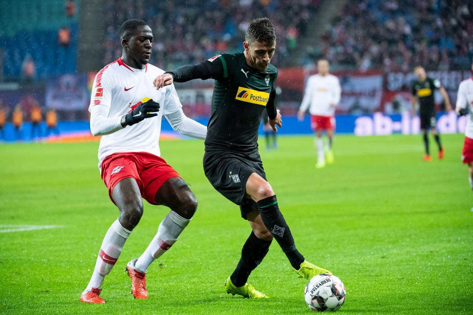 Kann Thorgan Hazard das Spitzenspiel entscheiden? Jetzt auf Gladbach gegen Leipzig wetten!