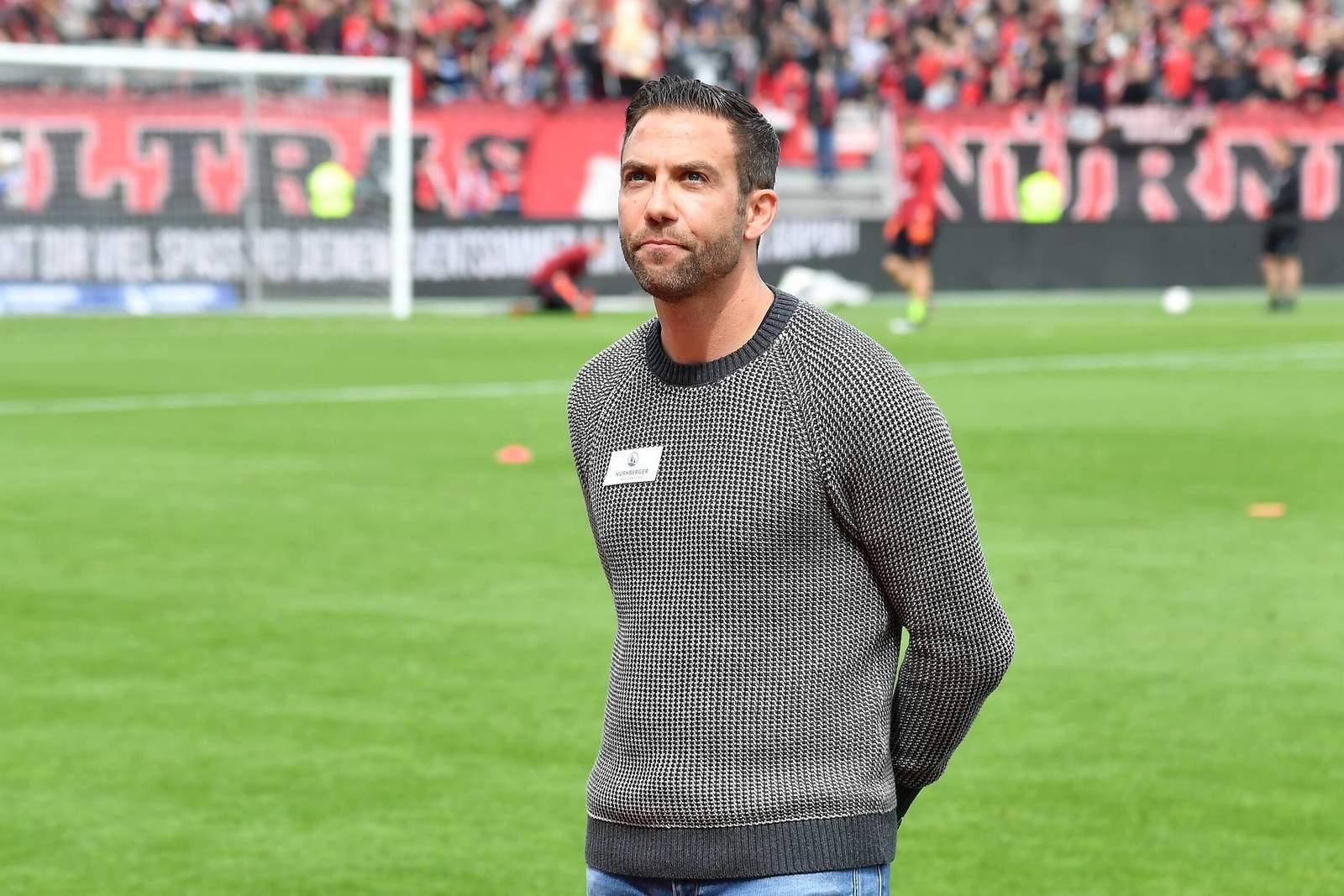 Boris Schommers beim 1. FC Nürnberg