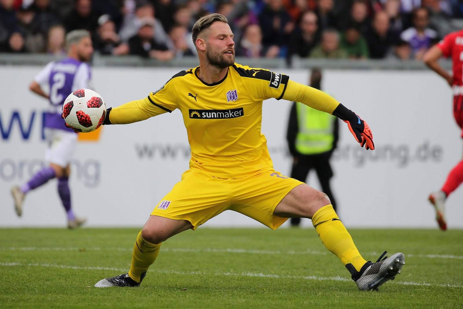 Philipp Kühn vom VfL Osnabrück