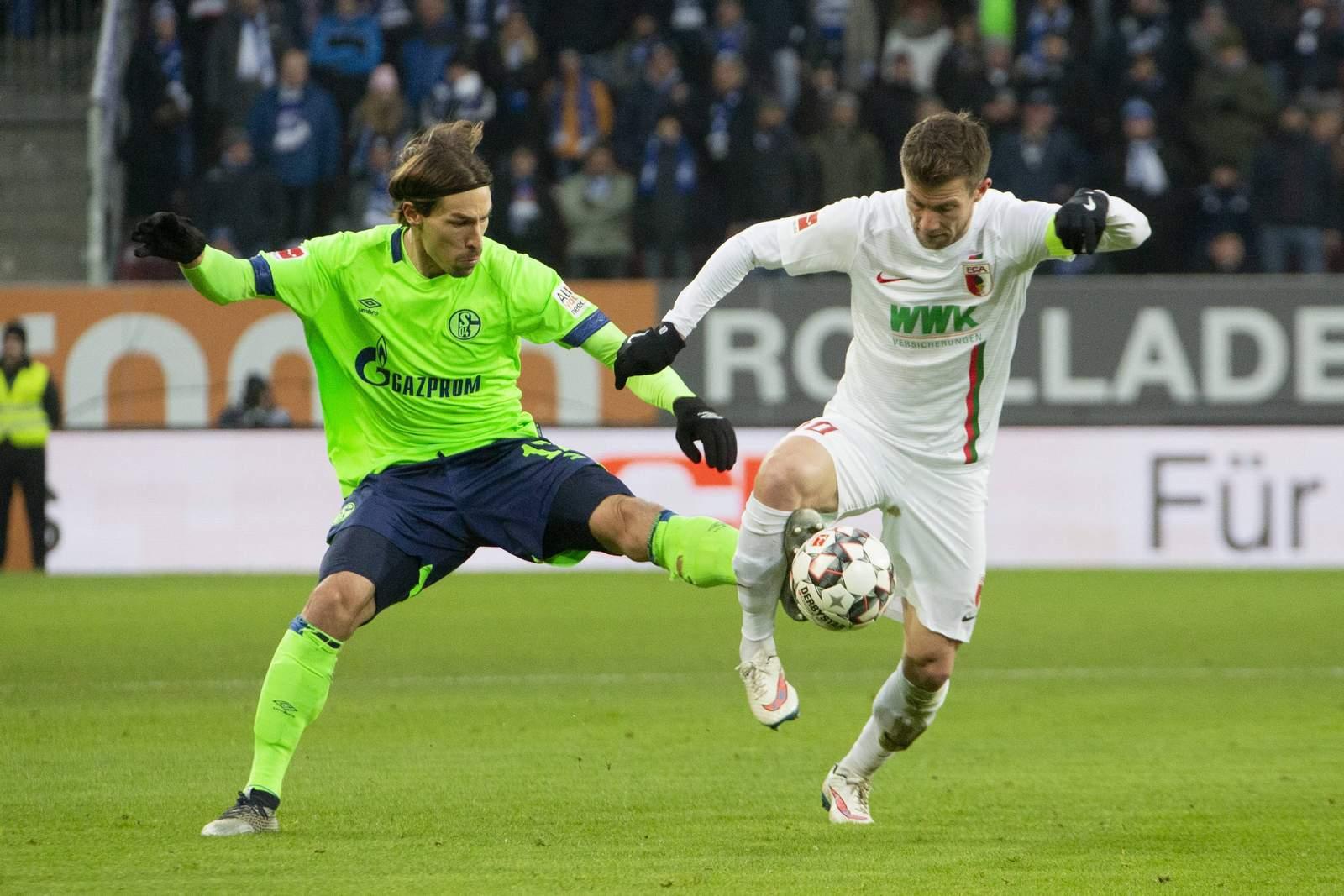 Kann Benjamin Stambouli gegen Augsburg die Punkte in der Arena behalten? Jetzt auf Schalke gegen Augsburg wetten!