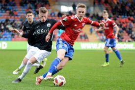 VfL Osnabrück: Spekulationen um Finn Porath
