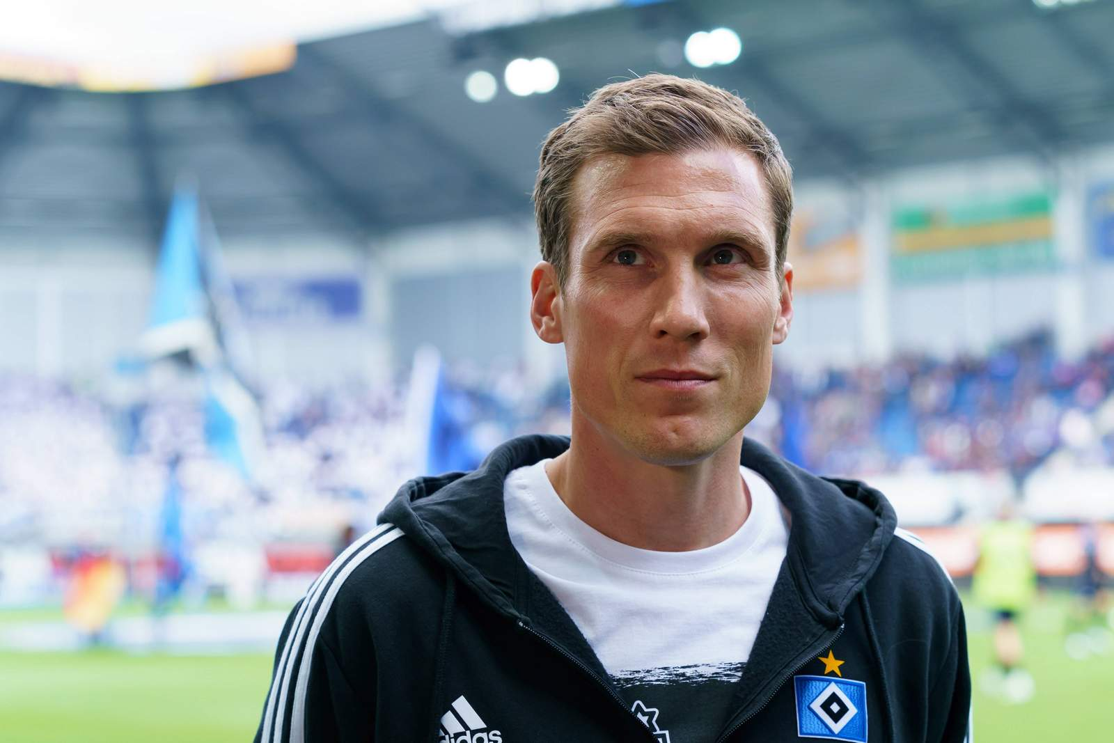 Hannes Wolf in Paderborn.