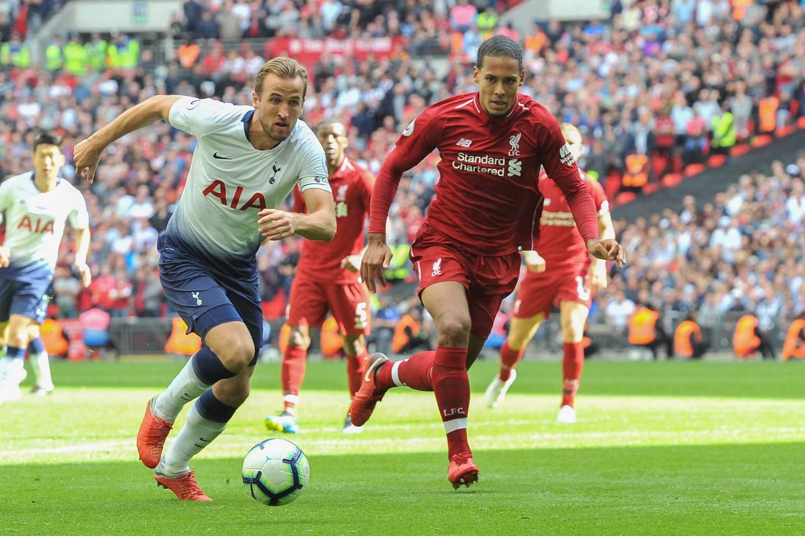 Setzt sich Kane gegen Van Dijk durch? Jetzt auf Tottenham gegen Liverpool wetten