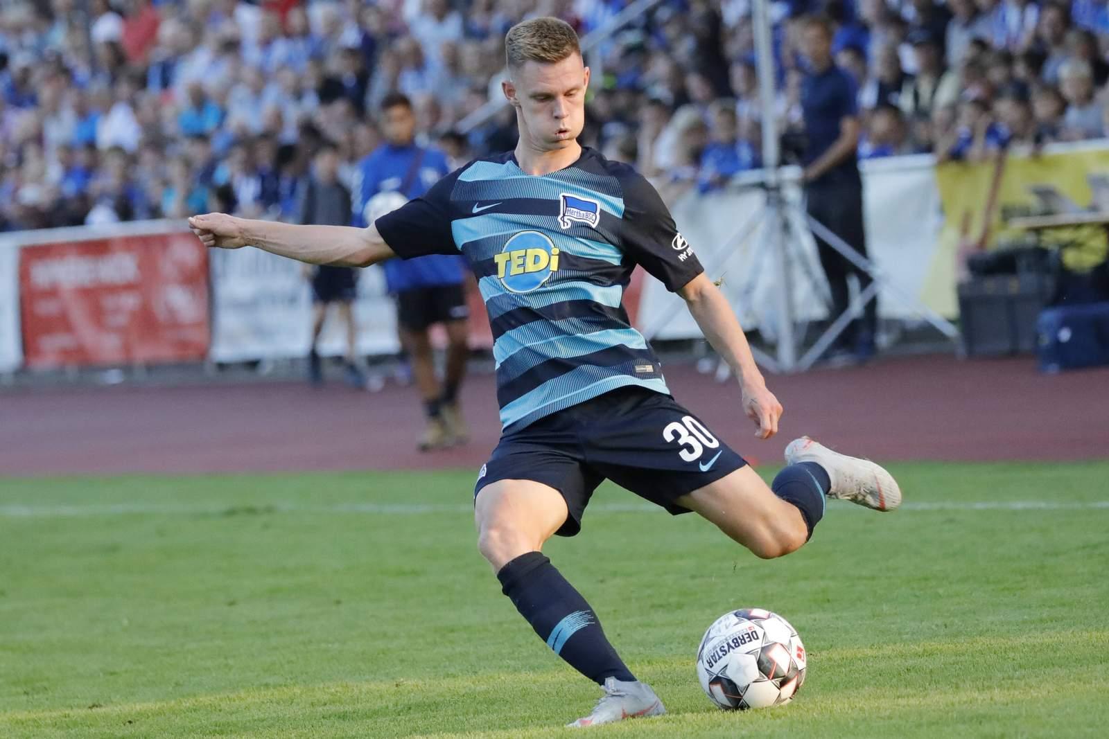 Julius Kade von Hertha BSC.