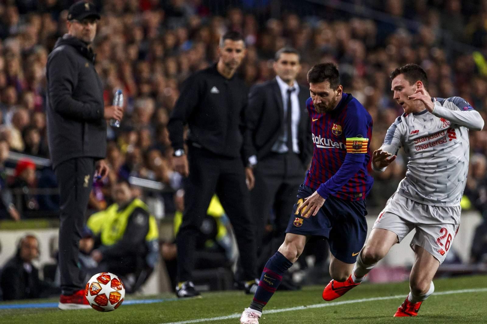 Setzt sich Messi wieder durch? Jetzt auf Liverpool gegen Barca wetten