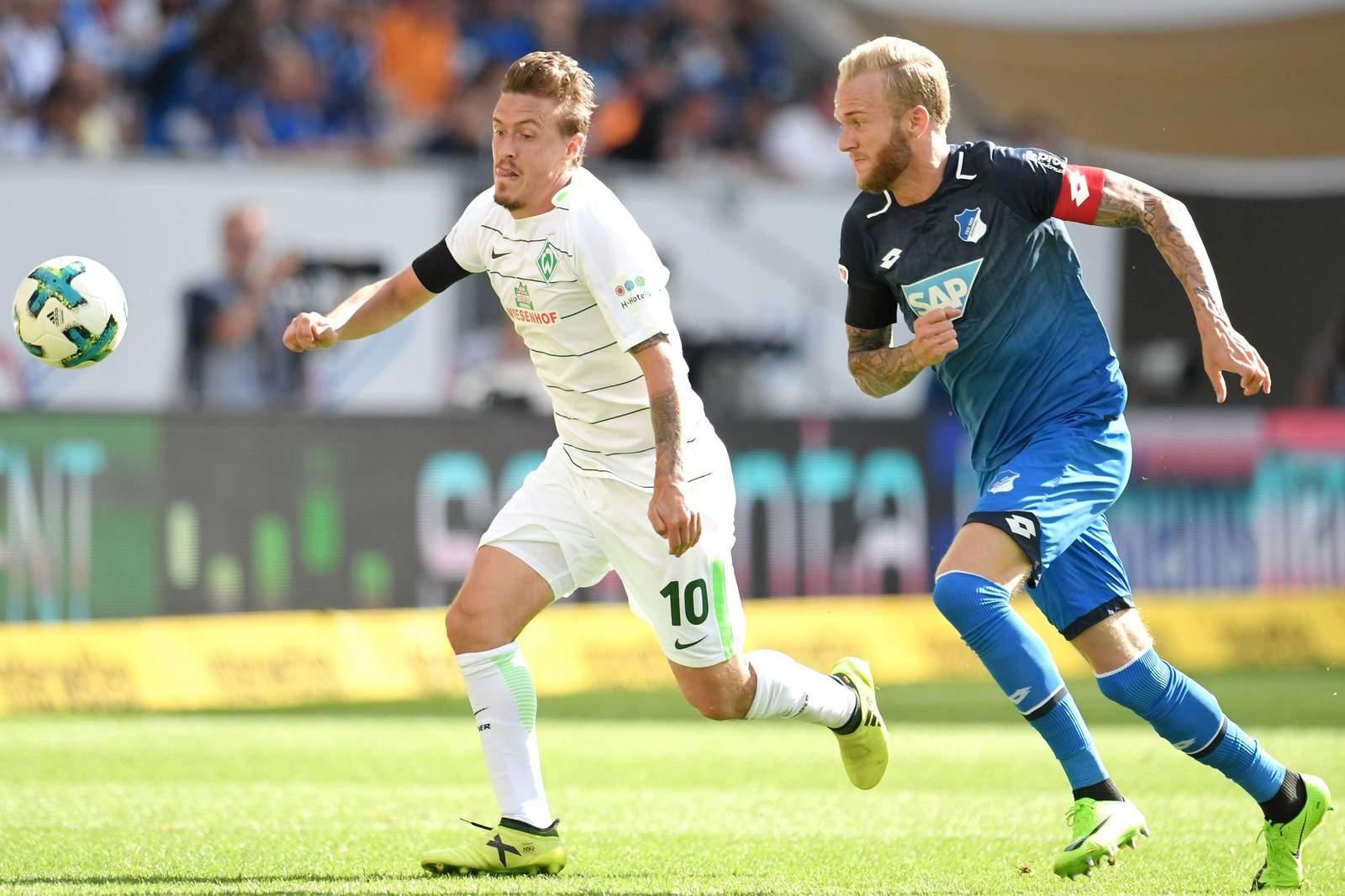 Setzt sich Kruse gegen Vogt durch? Jetzt auf Hoffenheim gegen Werder wetten