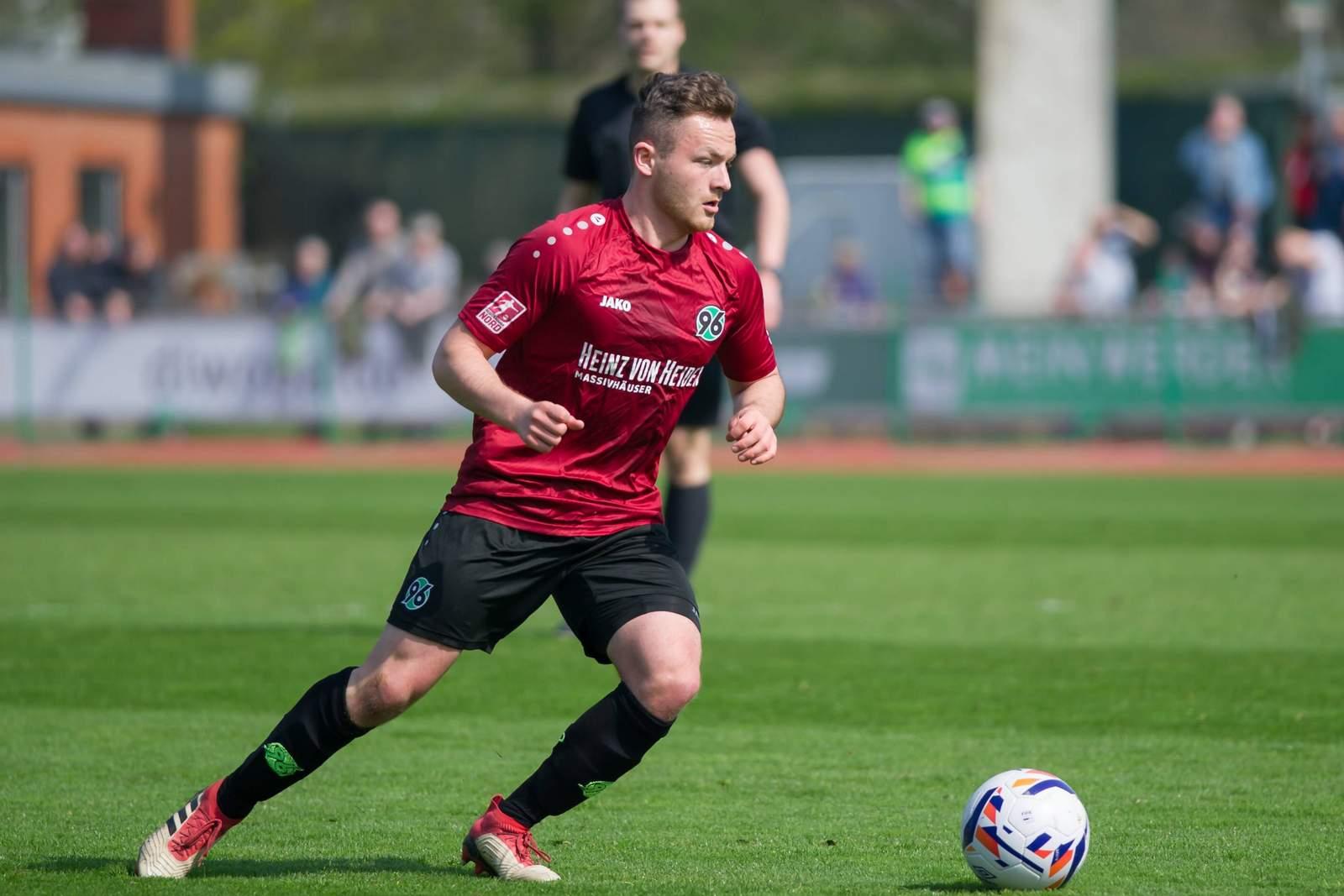 Nikita Marusenko von Hannover 96 U23