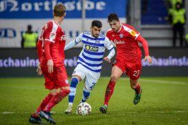 Vorschau auf Holstein Kiel gegen MSV Duisburg