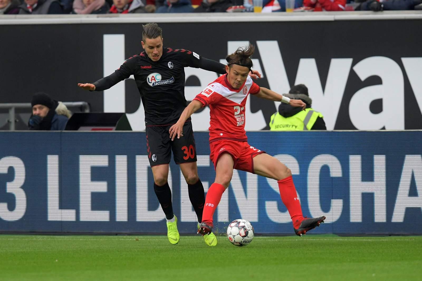 Nimmt Christian Günter mit Freiburg die Hürde Düsseldorf? Jetzt auf Freiburg gegen Fortuna wetten!