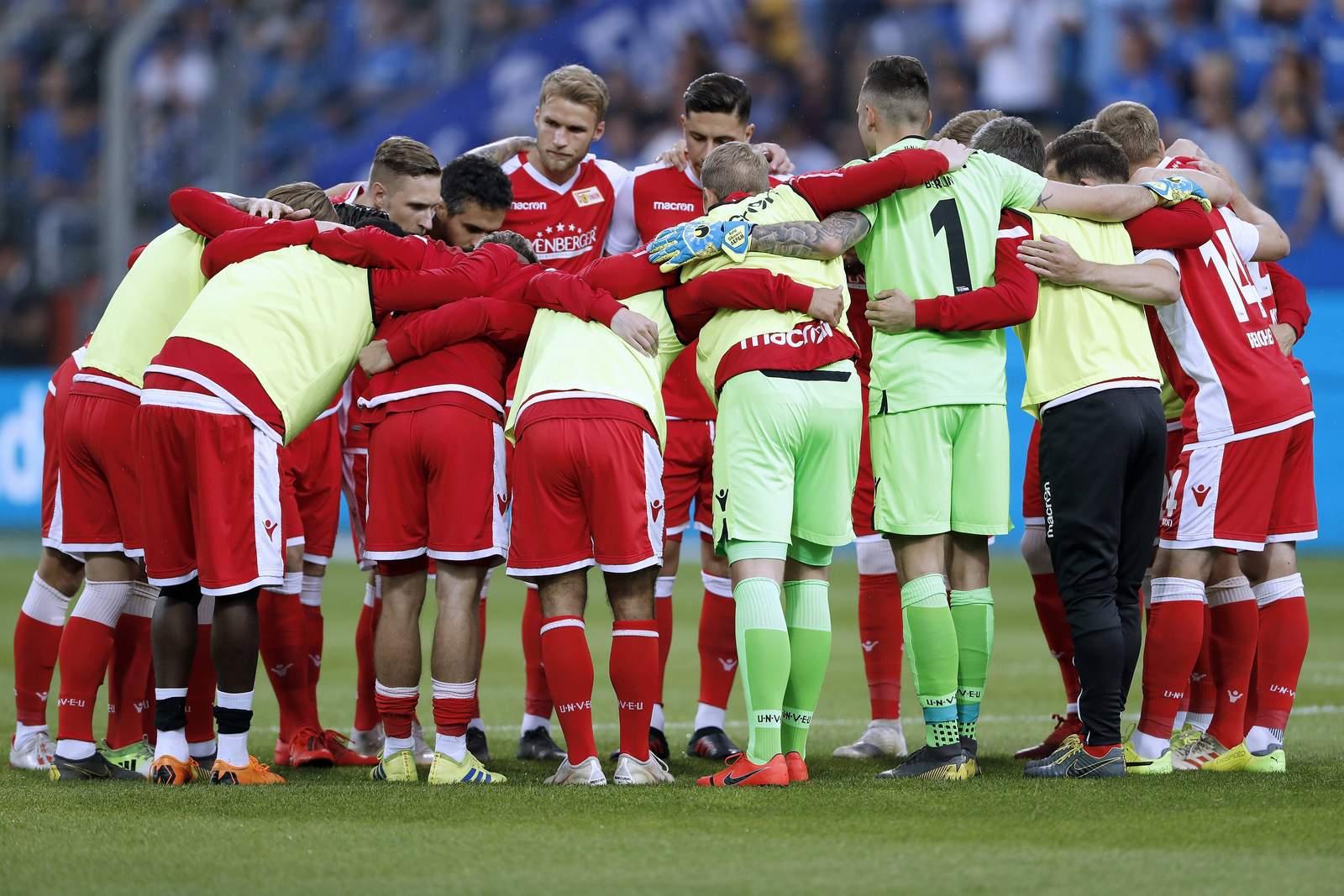 Union schwört sich auf die Relegation ein.