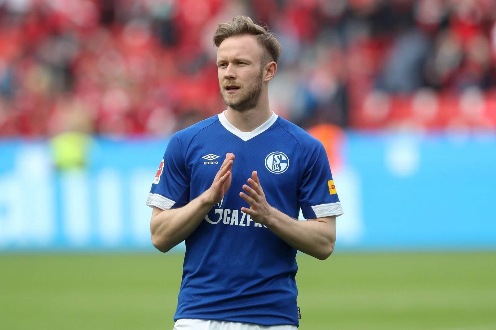 Cedric Teuchert von Schalke 04