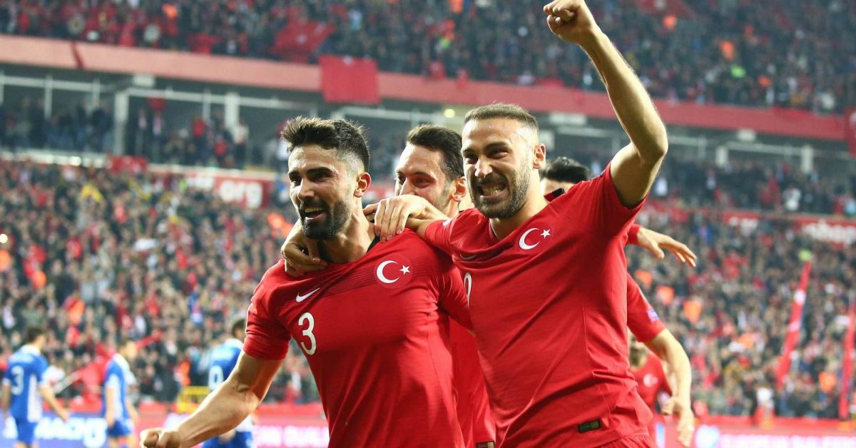 Türkei Vs Frankreich