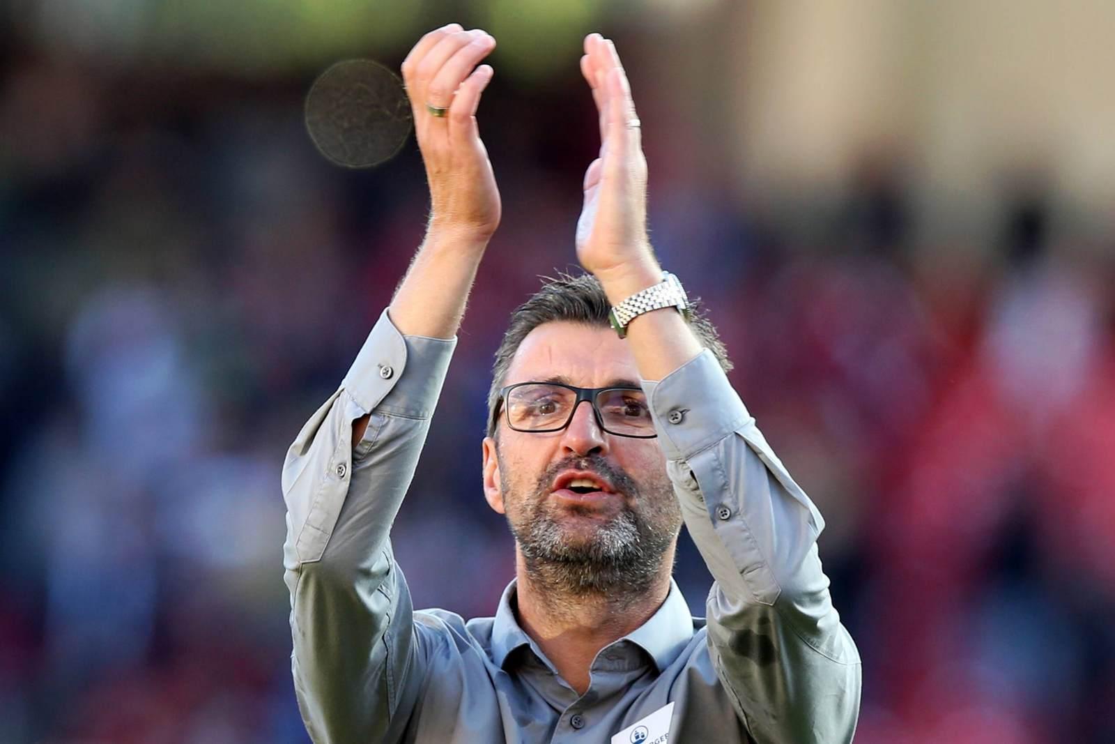 Michael Köllner als Trainer des 1. FC Nürnberg