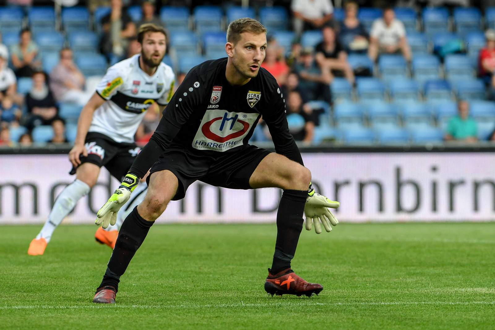 Andreas Lukse bei SCR Altach