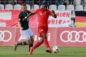 VfB Stuttgart holt Awoudja vom FC Bayern