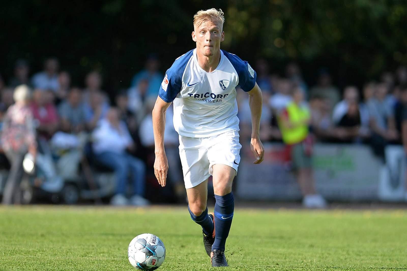 Saulo Decarli vom VfL Bochum