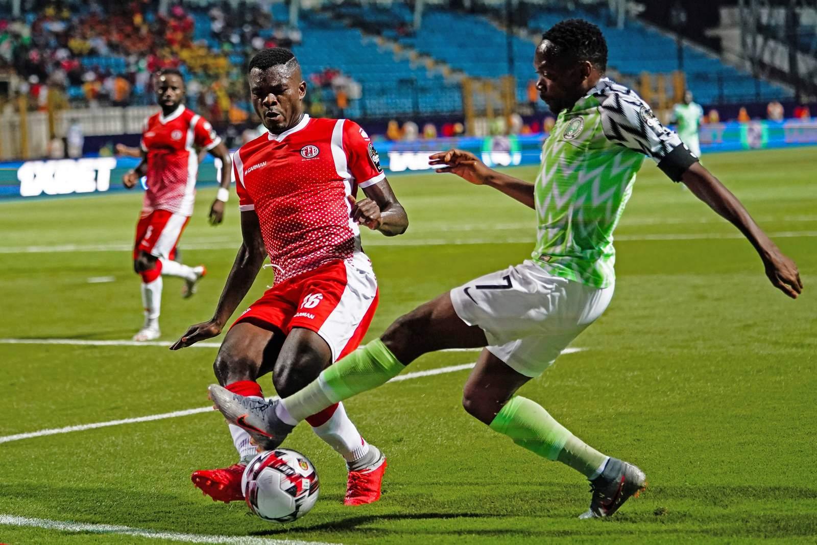Ahmed Musa gegen David Nshimirimana