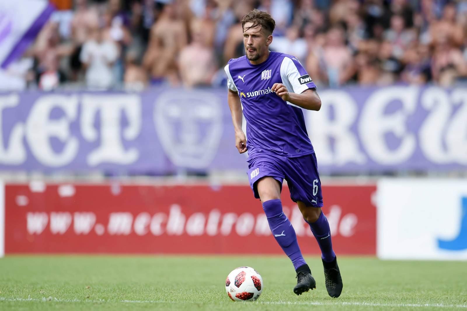 Alex Dercho vom VfL Osnabrück