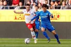 VfL Bochum: Chung-Yong Lee vor dem Absprung