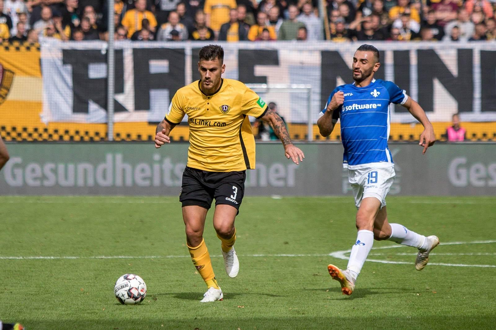 Dario Dumic gegen Serdar Dursun.