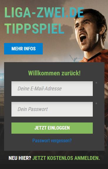 2. Bundesliga Tippspiel