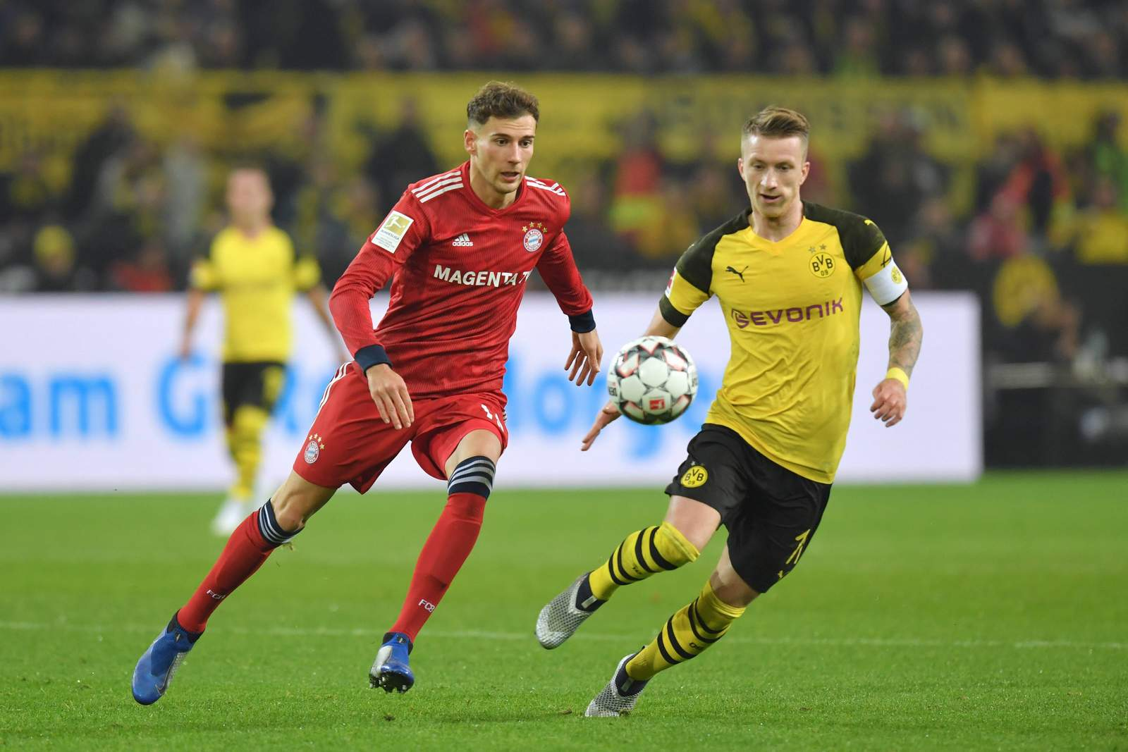 Setzt sich Goretzka gegen Reus durch? Jetzt auf BVB gegen Bayern wetten