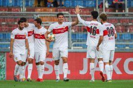 VfB Stuttgart: Mario Gomez kann es immer noch