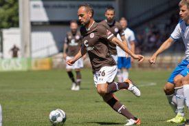 FC St. Pauli: Rico Benatelli gibt noch nicht auf