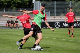 VfB Stuttgart: Mit Sasa Kalajdzic in den Endspurt?