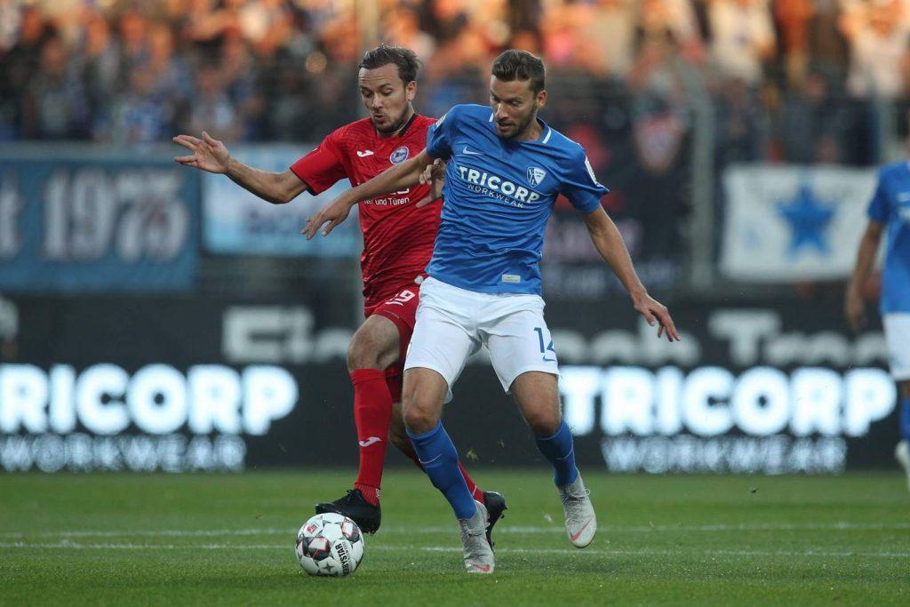 Vfl Bochum Gegen Arminia Bielefeld